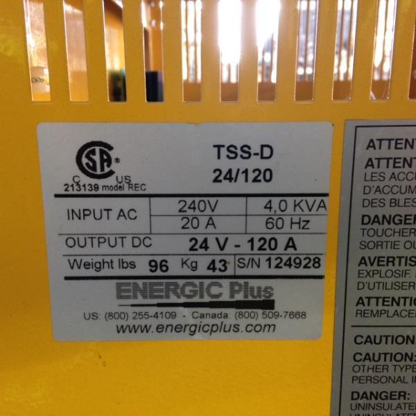 TSS-D 24/120 Main Image